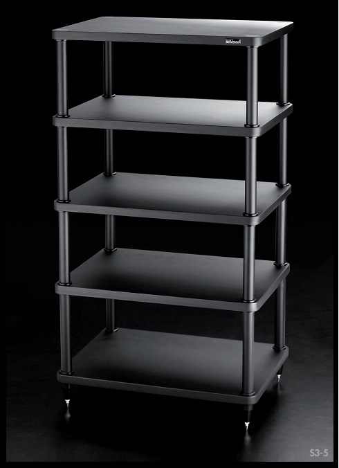 Solidsteel Audio Tables High End Hi Fi Tables Made In Italy
