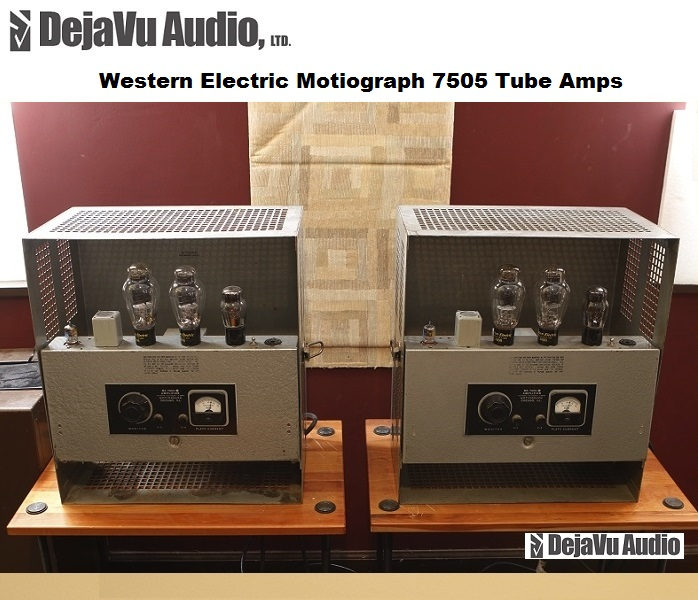 Deja Vu Audio hi-fi store in Virginia: high-end audio system